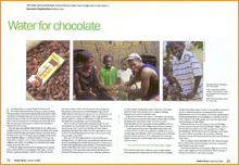 Water For Chocolate - Oxfam News